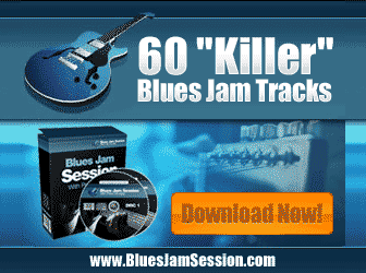 60 Blues Backing Tracks, Video Lessons And Courses